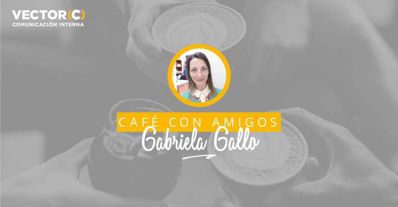 Charla sobre Comunicación Interna con Gabriela Gallo