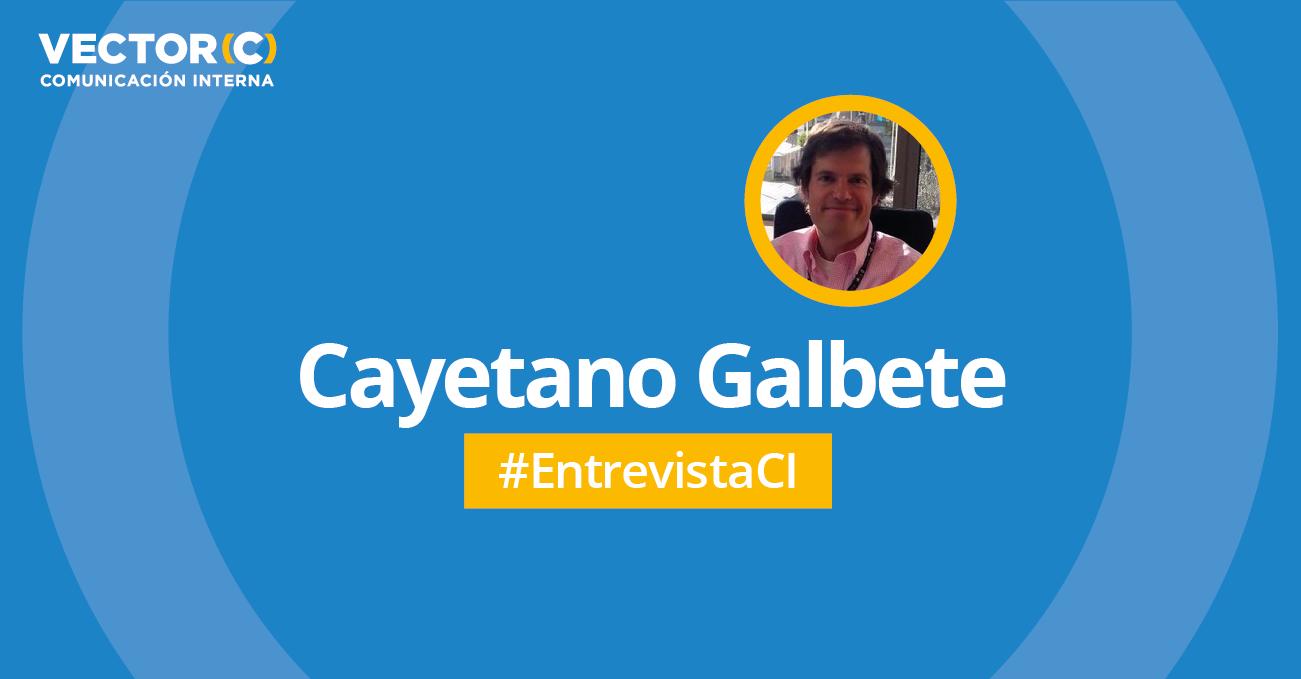 Cayetano Galbete Entrevista CI